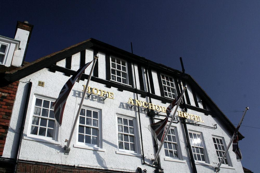 Gallery image of The Hope Anchor Hotel and Restaurant