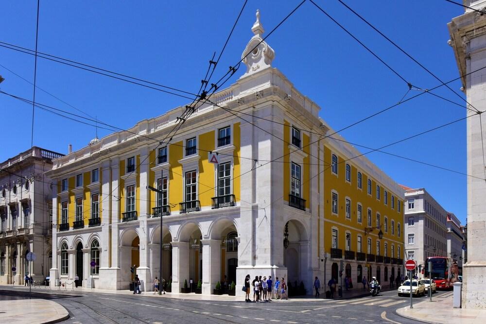 Pousada de Lisboa Praça do Comércio Monument Hotel
