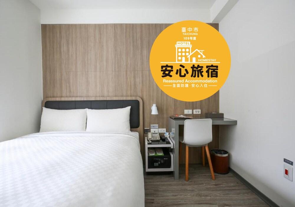 Cityinn Hotel Plus Taichung Station Branch