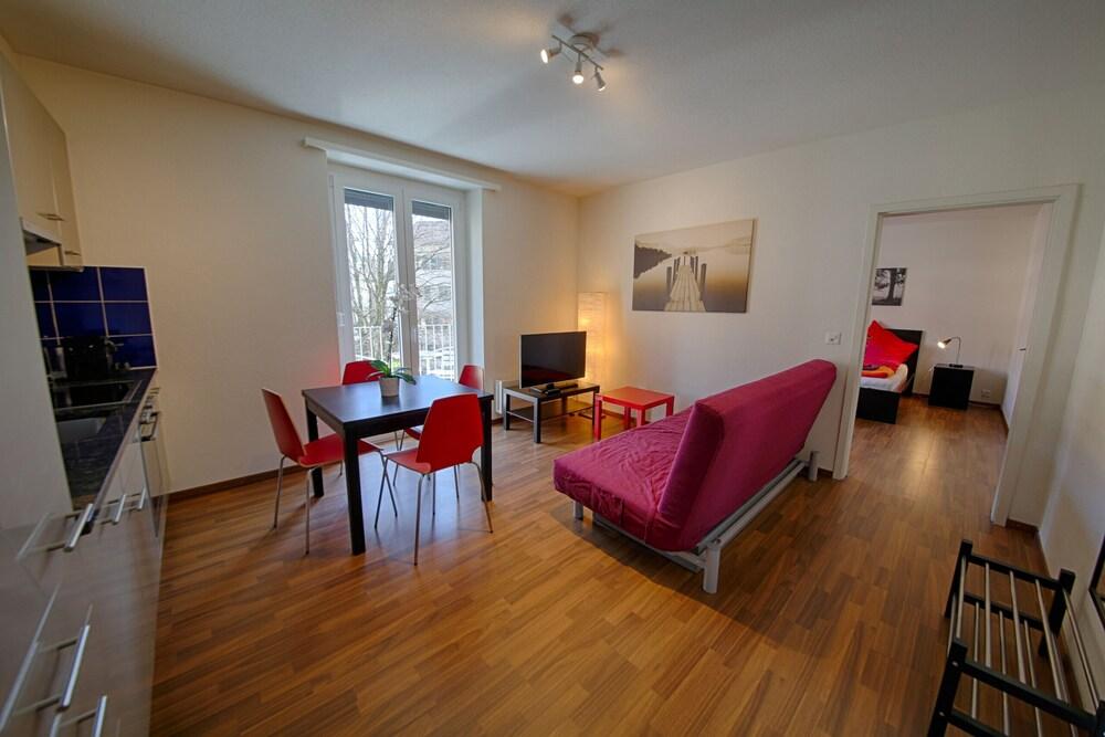 Hitrental Oerlikon Apartments