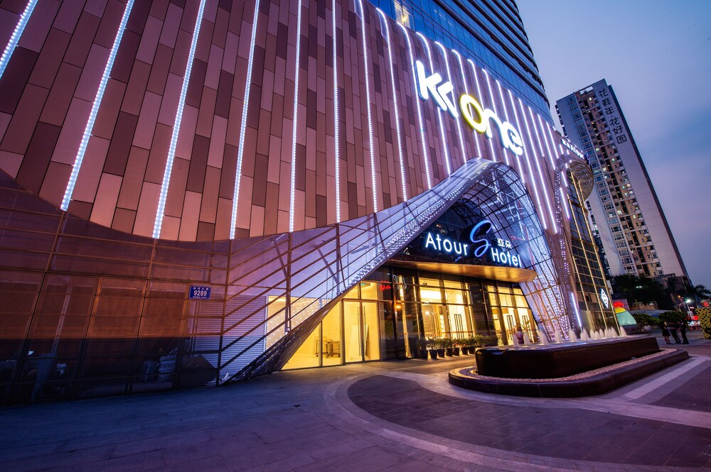 Atour S Hotel Kingkey Timemark Shenzhen