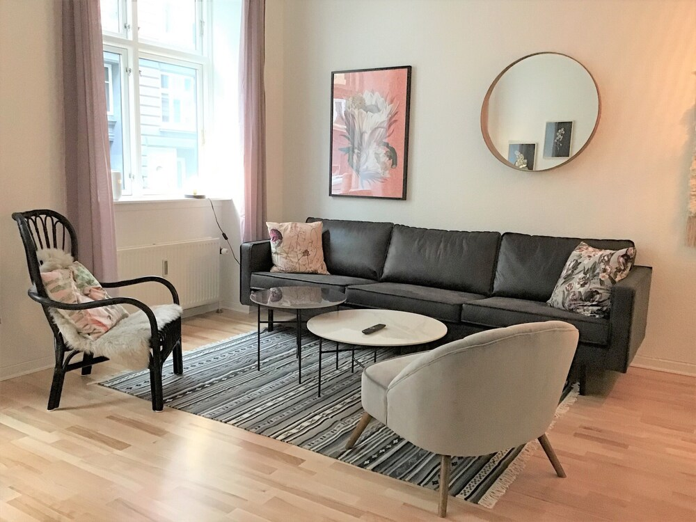 Amazing 3 bedroom Apartment in the Trendy Area of Copenhagen Vesterbro