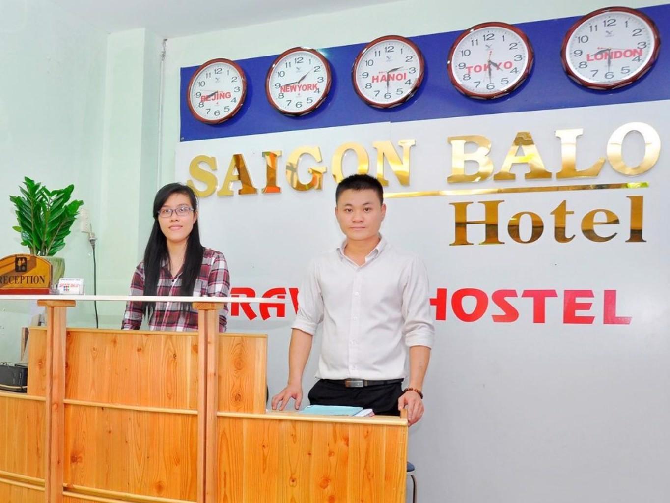 Gallery image of Saigon Balo Hotel