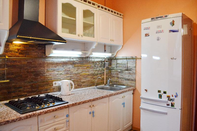 Kiev Accommodation Apartments on Malopidvalna Str.