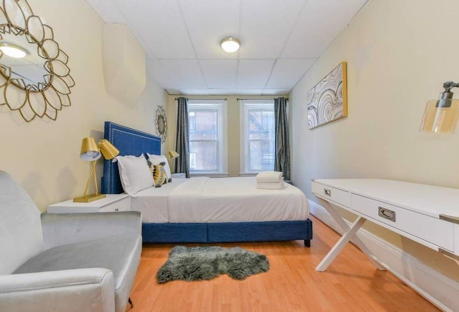 Lovely 1br 1ba Apt in the North End