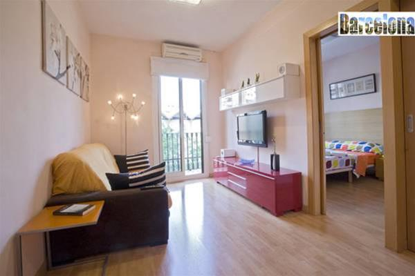 Barcelona Centric Apartment