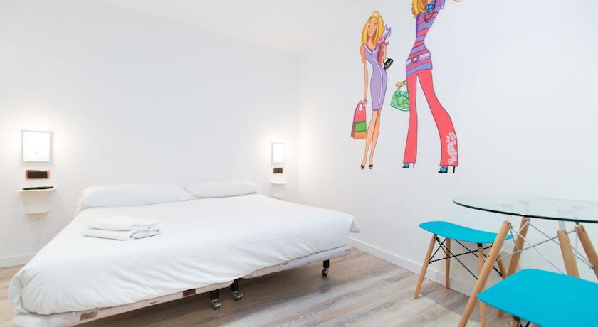 Ainb Las Ramblas Colon Apartments