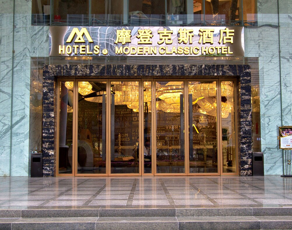 Modern Classic Hotel