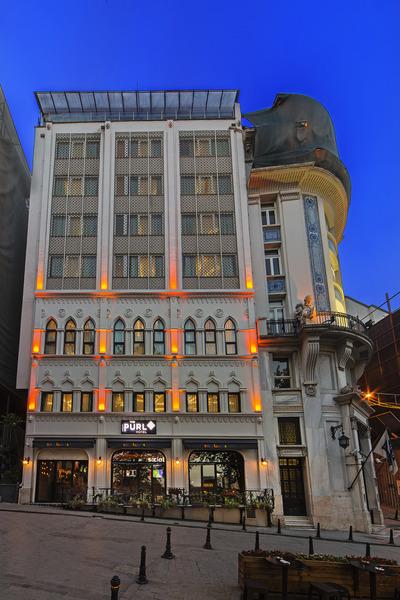 The Purl Hotel