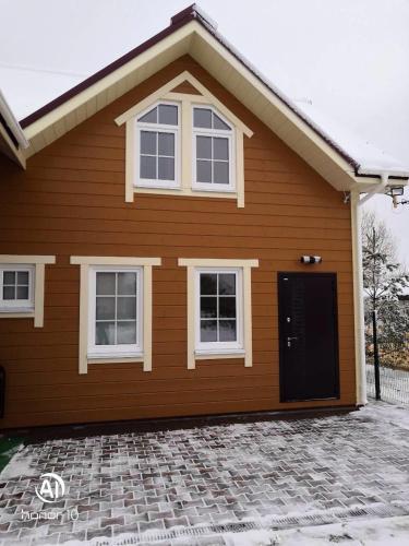 Деревянный дом в Суздале
