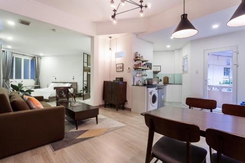 Circadian Airy Studio Near Nguyen Hue