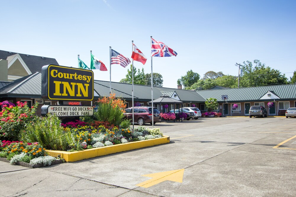 Gallery image of Courtesy Inn Eugene