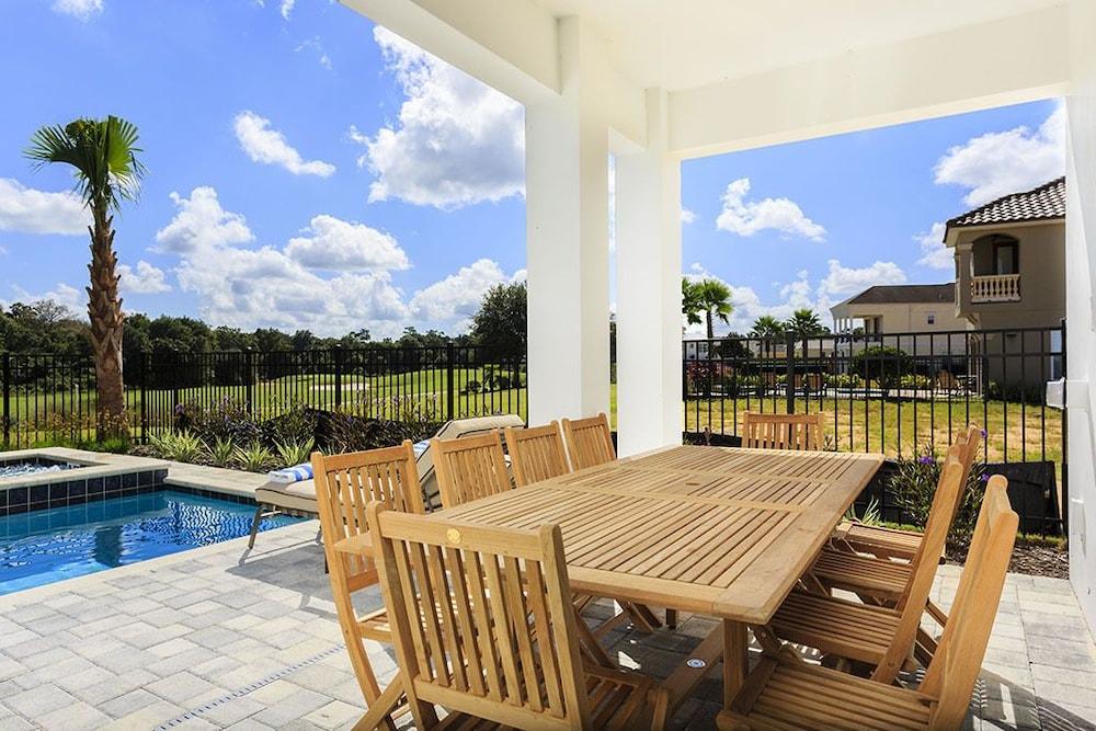 Je53393 Reunion Resort 5 Bed 5 Baths Villa