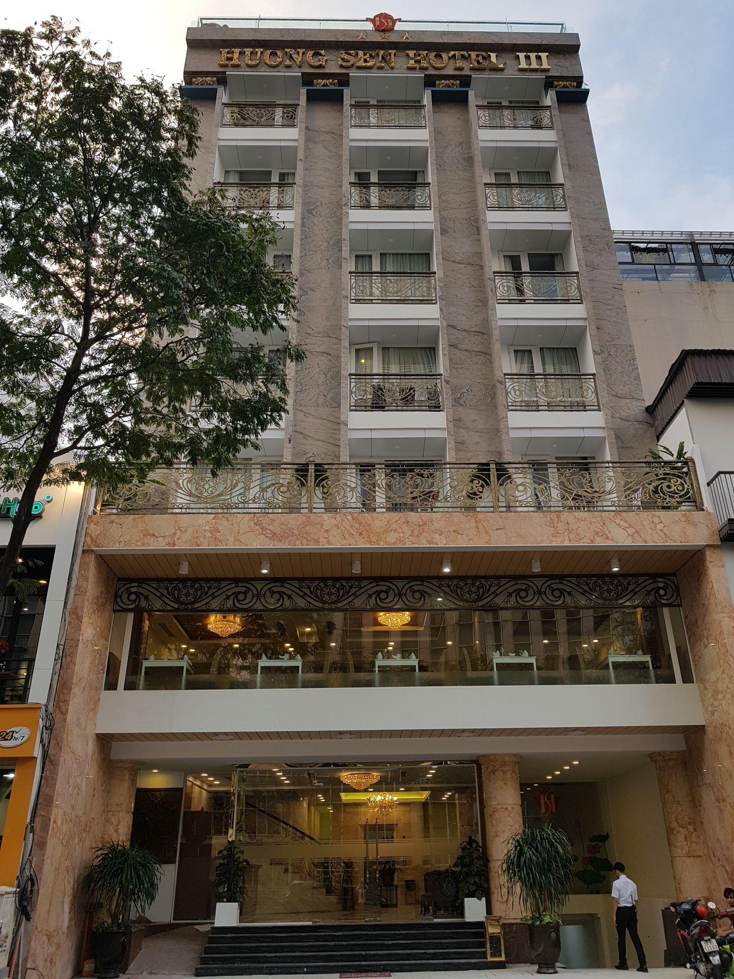 Huong Sen Annex Hotel