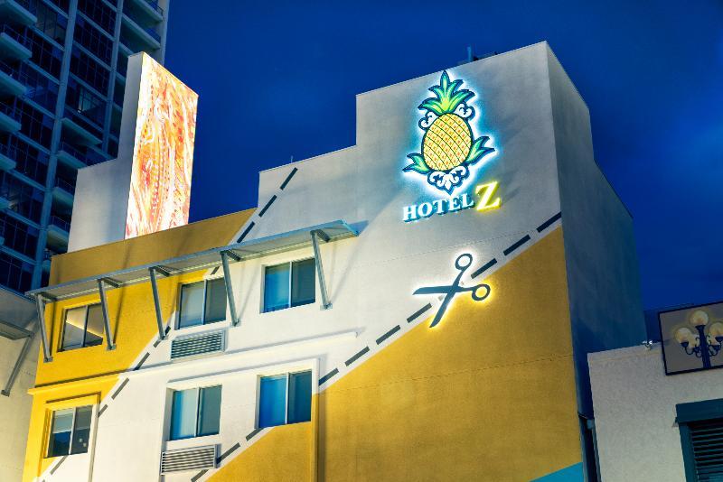 Staypineapple Hotel Z Gaslamp San Diego