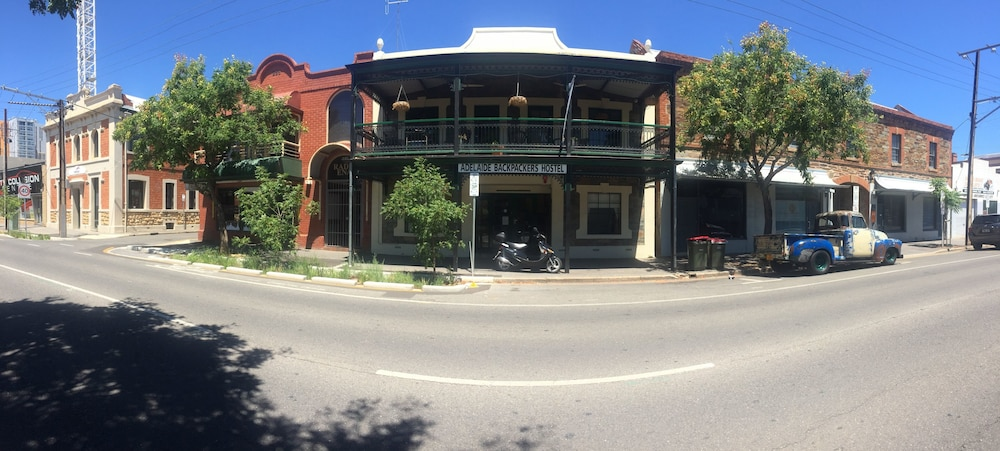 My Place & Adelaide Backpackers Hostel