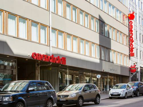 Omena Hotel Helsinki Lnnrotinkatu