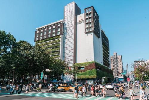 Star Hostel Taichung Parklane