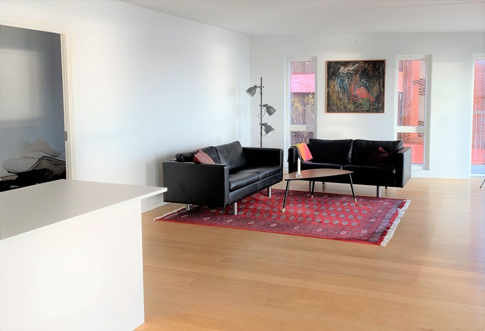 Bright 2 bedroom Apartment in Copenhagen Nordhavn With a Fantastic View