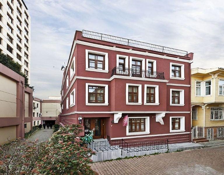 Gallery image of Taksim Town Residence Besiktas