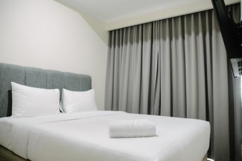2BR Deluxe and Modern Menteng Park Apartment