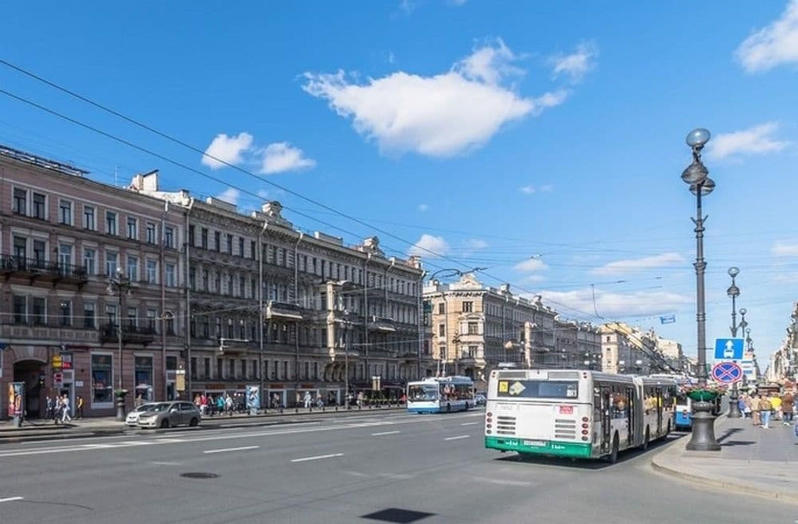 Ludwig Apartments On Nevsky 79
