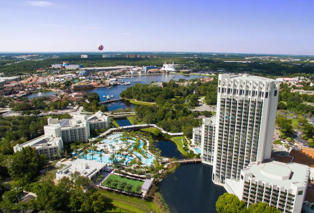 Hilton Orlando Buena Vista Palace Disney Springs Area