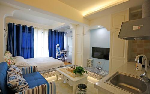 ZhiLi Getan Theme Apartment