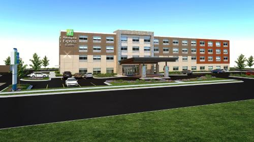 Holiday Inn Express & Suites Ann Arbor University South