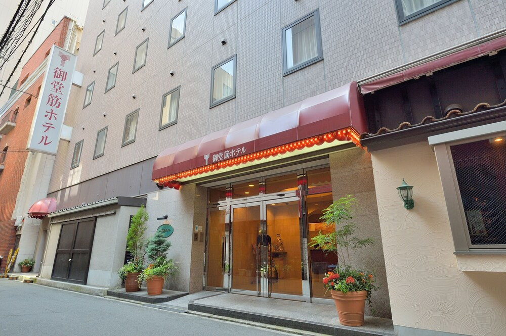 Natural Hot Spring Midosuji Hotel