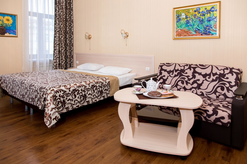 Guest rooms and apartments Grifon