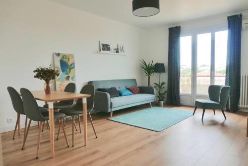 appartement 2 chambres garage dans le centre de Montpellier
