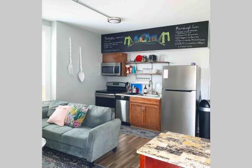 P.H. Portland 2BR Apartment