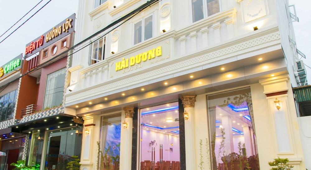 Hai Duong Hotel Co To