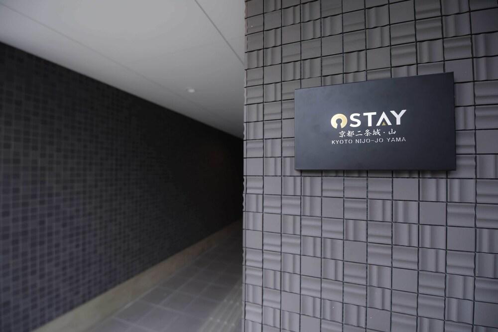 Ostay Kyoto Nijo Jo Kawa Hotel Apartment