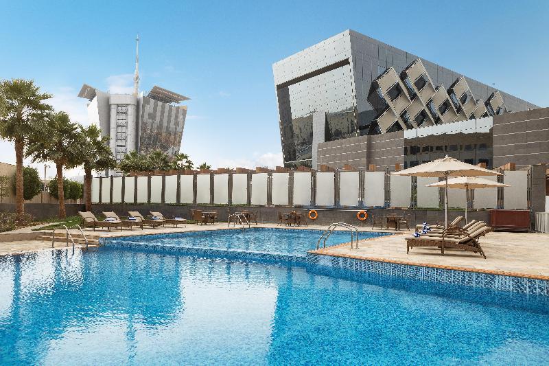 Crowne Plaza Riyadh Itcc