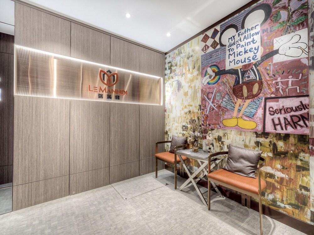 Le Manndi Service Apartment
