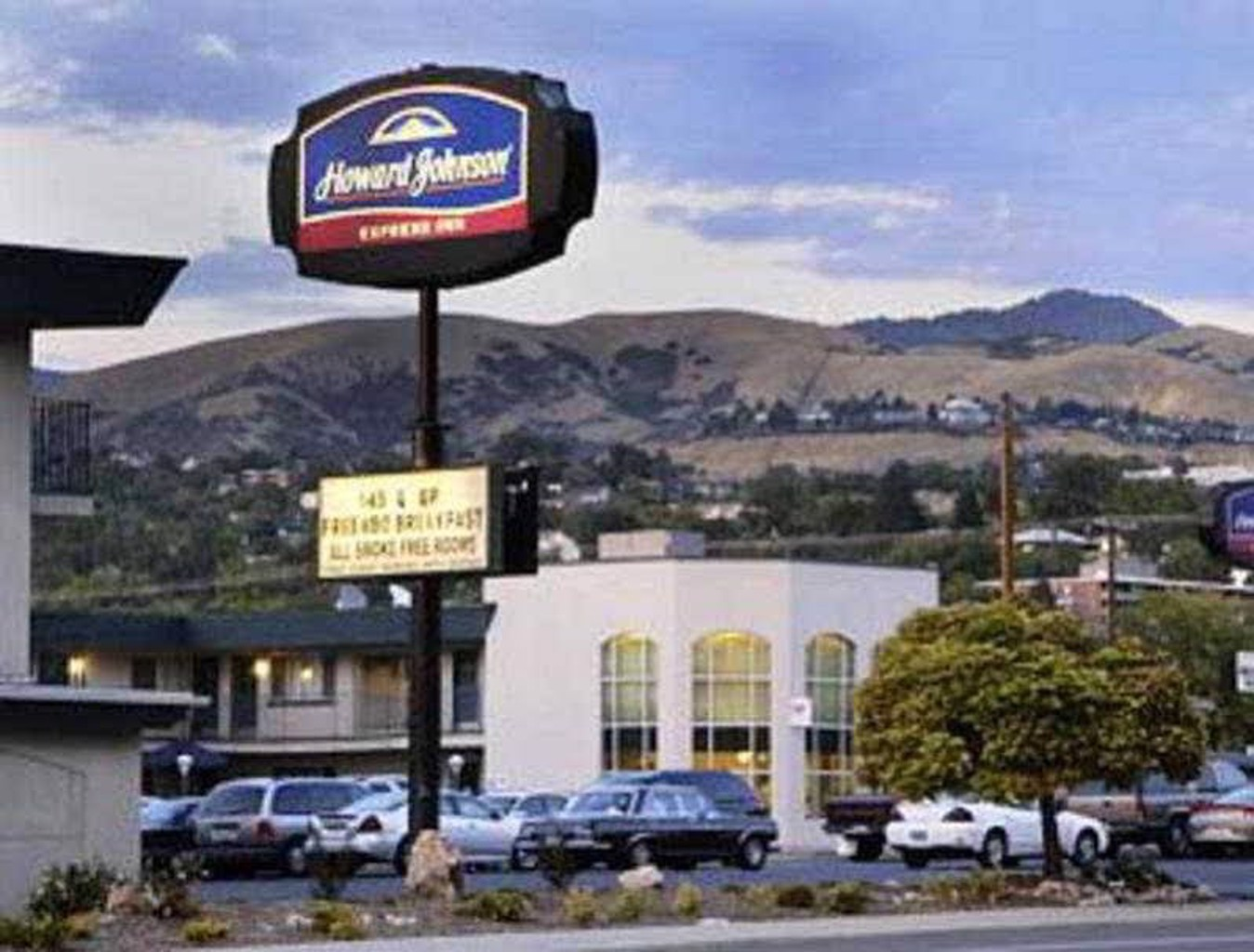 Howard Johnson Express Inn Salt Lake City