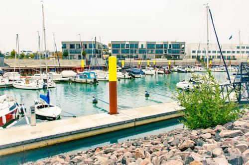 Ferienwohnungen Seepromenade Z1 Das Haus