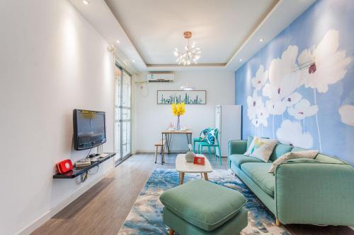Xi'an Weiyang North Street Locals Apartment 00112340