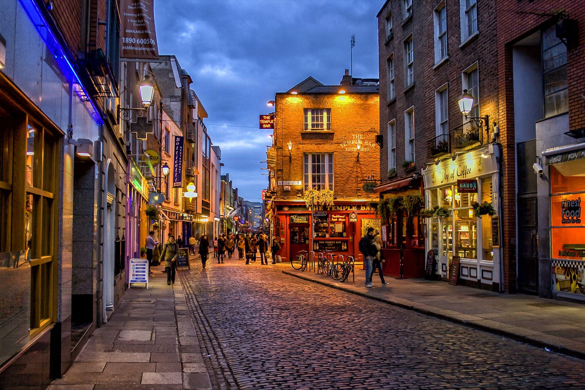 Gorgeous Sycamore Street Templebar