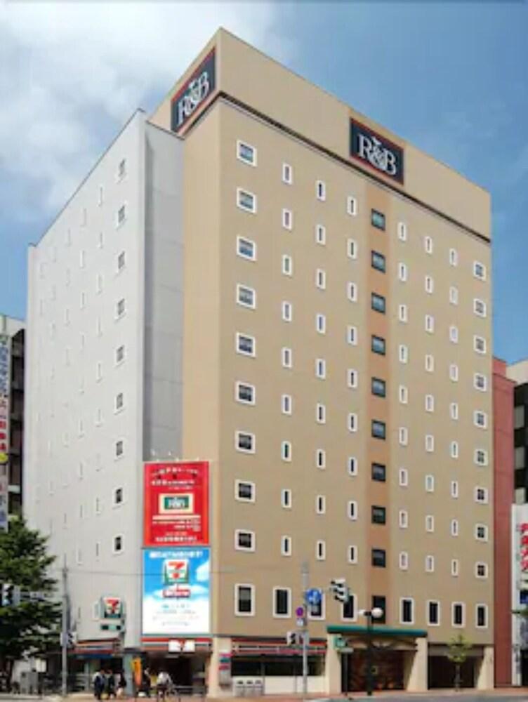 Gallery image of R&B Hotel Sapporo Kita 3 Nishi 2