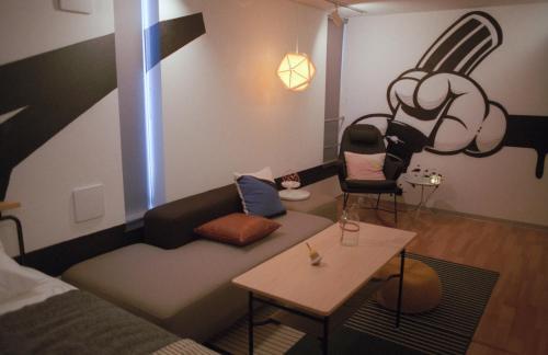 Art Apartment Aoca Sanno Pilot
