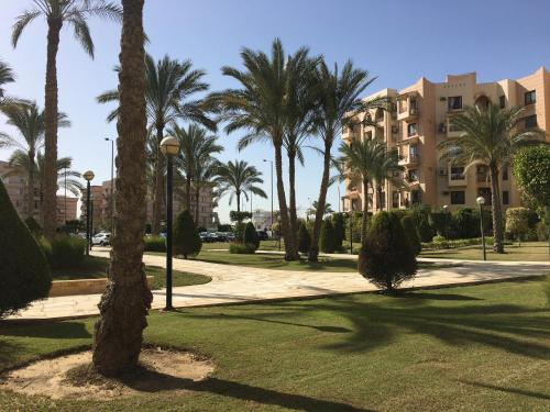 Luxurious studio apartment 60 m with private garden and surrounding gardens