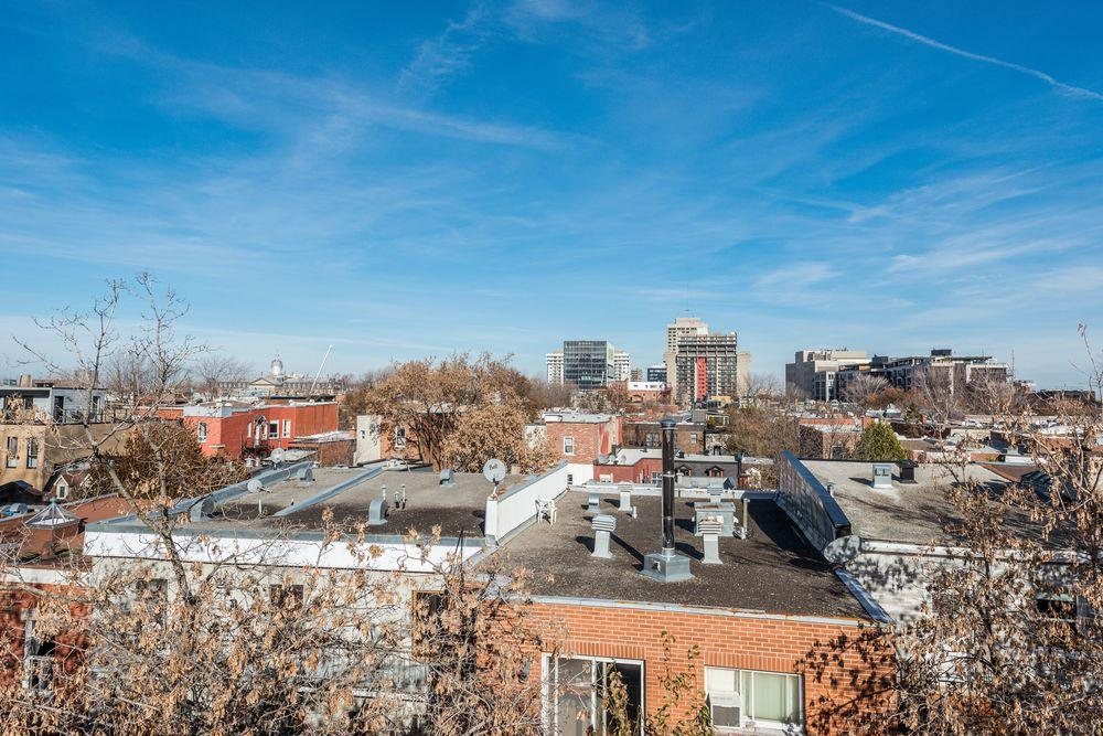 Sunny 2BR on Plateau Mont Royal