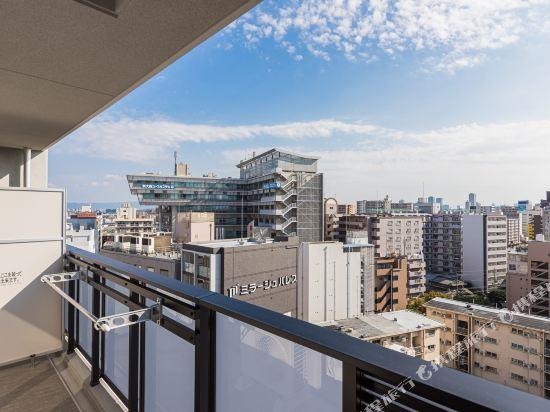 Ostay Shin Osaka Hotel Apartment