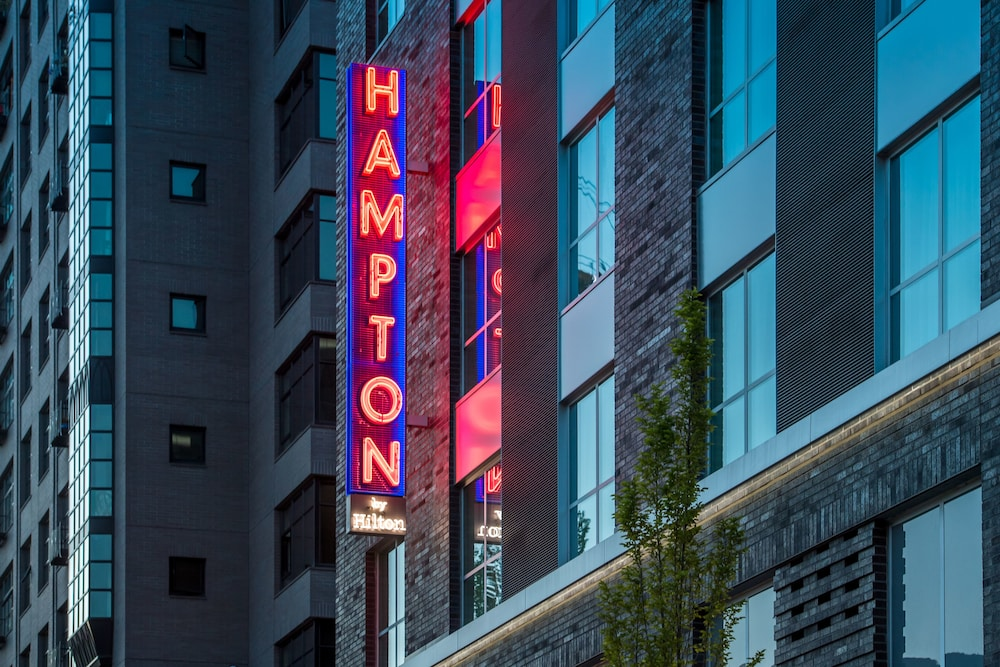 Hampton Inn and Suites by Hilton Portland Pearl District