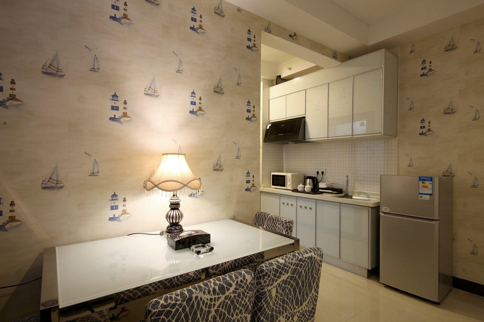 Guangzhou Heefun Apartment (گوانگژو هیفون آپارتمان)