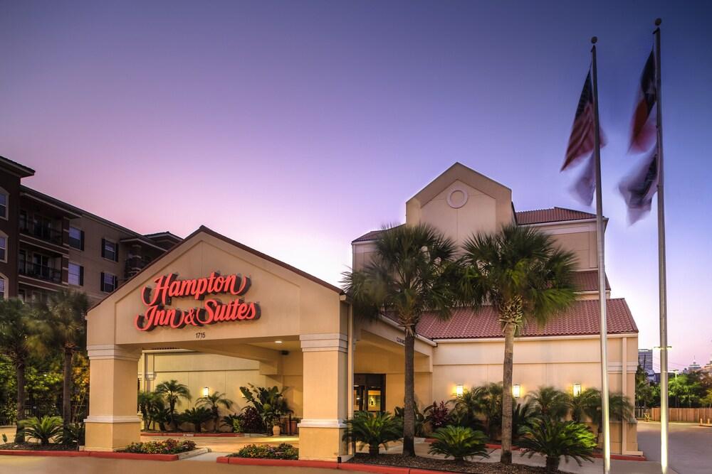 Hampton Inn & Suites Houston Medical Ctr Reliant Park