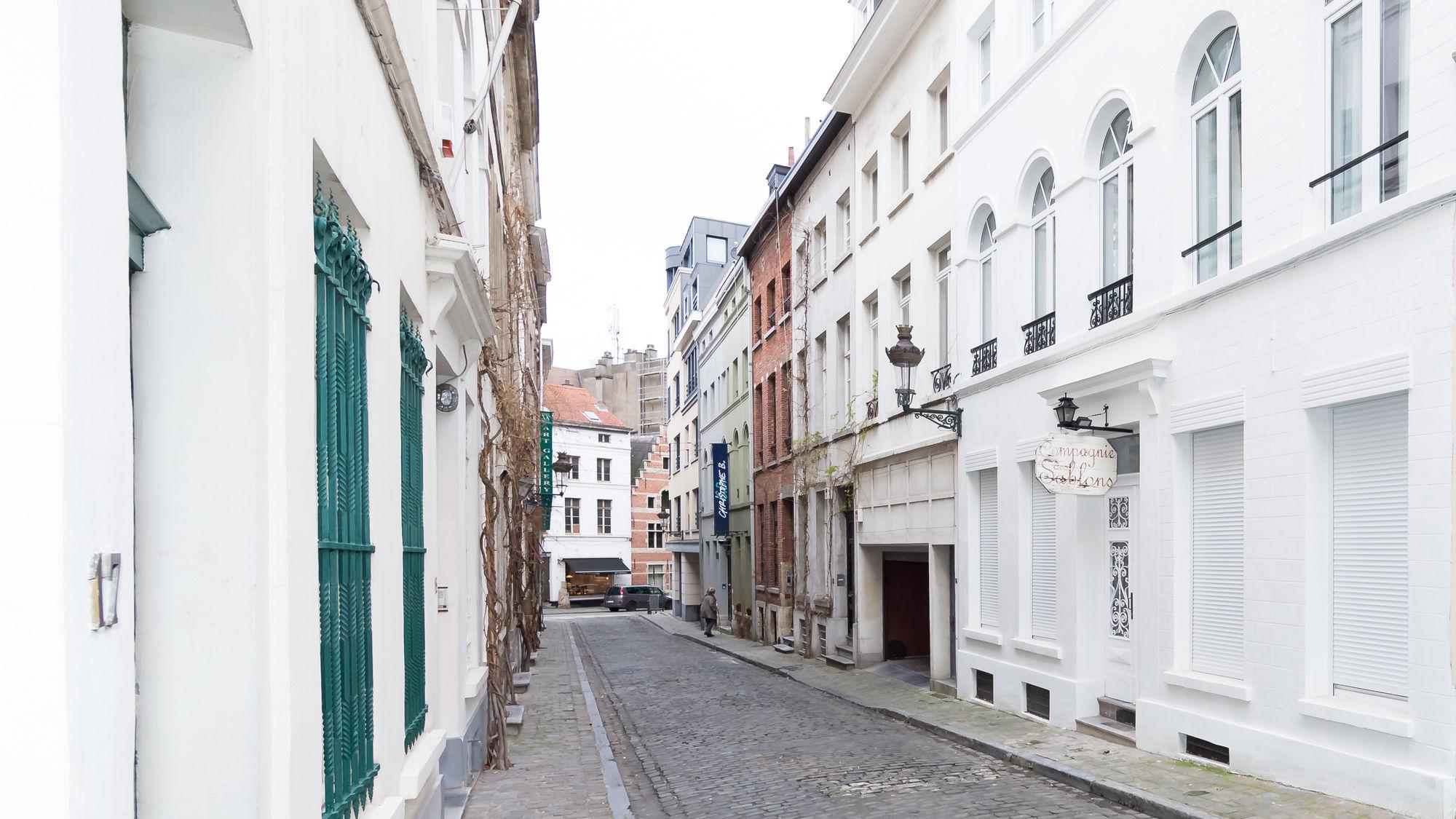 Compagnie Des Sablons Apartments